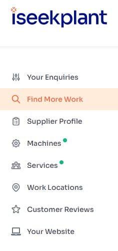 Find more work 1.0