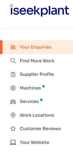 Your enquiries 1.0
